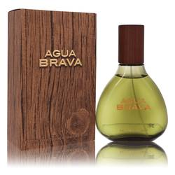 Agua Brava Cologne by Antonio Puig, 3.4 oz Eau De Cologne Spray for Men