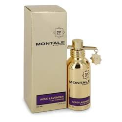 Montale Aoud Lavender Perfume by Montale, 1.7 oz Eau De Parfum Spray (Unisex) for Women
