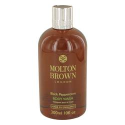 Molton Brown Body Care Shower Gel by Molton Brown, 300 ml Black Peppercorn Body Wash for Women