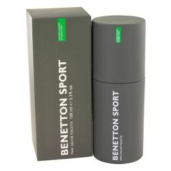 Benetton Sport Cologne by Benetton, 3.3 oz Eau De Toilette Spray for Men