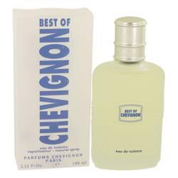 Best Of Chevignon Cologne by Chevignon, 100 ml Eau De Toilette Spray for Men
