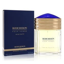 Boucheron Cologne by Boucheron, 100 ml Eau De Toilette Spray for Men