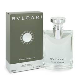 Bvlgari (bulgari) Cologne by Bvlgari, 3.4 oz Eau De Toilette Spray for Men