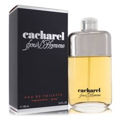 Cacharel Cologne by Cacharel, 3.4 oz Eau De Toilette Spray for Men