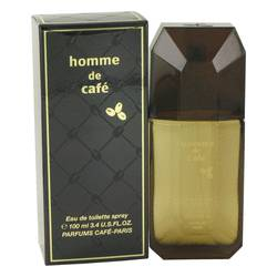 Café Cologne by Cofinluxe, 100 ml Eau De Toilette Spray for Men