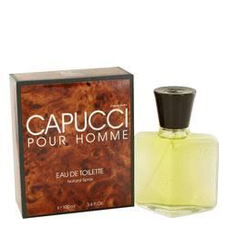 Capucci Cologne by Capucci, 3.4 oz Eau De Toilette Spray for Men