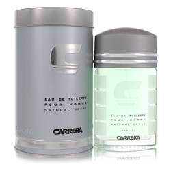 Carrera Cologne by Muelhens, 100 ml Eau De Toilette Spray for Men