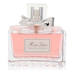 Miss Dior Absolutely Blooming Perfume by Christian Dior, 3.4 oz Eau De Parfum Spray (Tester) for Women