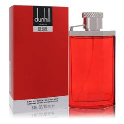 Desire Cologne by Alfred Dunhill, 100 ml Eau De Toilette Spray for Men
