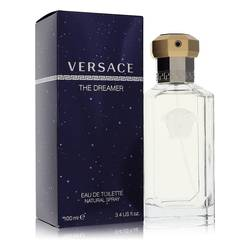 Dreamer Cologne by Versace, 3.4 oz Eau De Toilette Spray for Men
