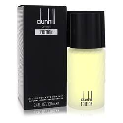 Dunhill Edition Cologne by Alfred Dunhill, 3.4 oz Eau De Toilette Spray for Men