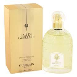 Eau De Guerlain Cologne by Guerlain, 100 ml Eau De Toilette Spray (unisex) for Men