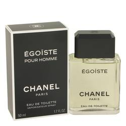 Egoiste Cologne by Chanel, 1.7 oz EDT Spray for Men