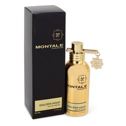 Montale Golden Aoud Perfume by Montale, 50 ml Eau De Parfum Spray for Women