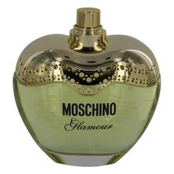 Moschino Glamour Perfume by Moschino, 3.4 oz Eau De Parfum Spray (Tester) for Women