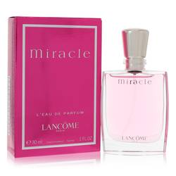Miracle Perfume by Lancome, 30 ml Eau De Parfum Spray for Women from FragranceX.com