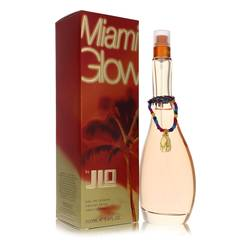 Miami Glow Perfume by Jennifer Lopez, 3.3 oz Eau De Toilette Spray for Women