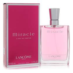 Miracle Perfume by Lancome, 50 ml Eau De Parfum Spray for Women from FragranceX.com