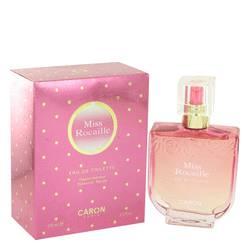 Miss Rocaille Perfume by Caron, 100 ml Eau De Toilette Spray for Women