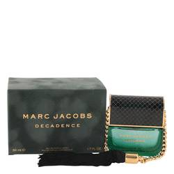 Marc Jacobs Decadence Perfume by Marc Jacobs, 50 ml Eau De Parfum Spray for Women