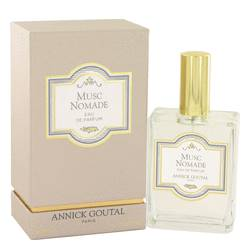 Musc Nomade Cologne by Annick Goutal, 100 ml Eau De Parfum Spray for Men