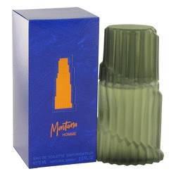 Montana Cologne by Montana, 2.5 oz Eau De Toilette Spray (Blue Original Box) for Men