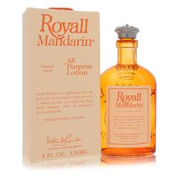 Royall Mandarin Cologne by Royall Fragrances, 4 oz All Purpose Lotion / Cologne for Men