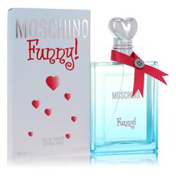 Moschino Funny Perfume by Moschino, 100 ml Eau De Toilette Spray for Women