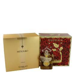 Mitsouko Pure Perfume by Guerlain, 1 oz Pure Parfum for Women