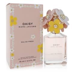 Daisy Eau So Fresh Perfume by Marc Jacobs, 2.5 oz Eau De Toilette Spray for Women