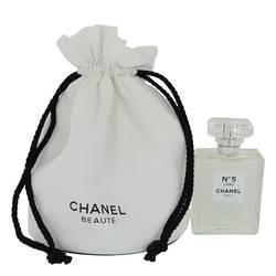 Chanel No. 5 L'eau Perfume by Chanel, 100 ml Eau De Toilette Spray in Bag for Women