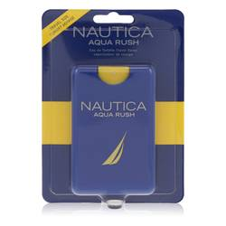 Image of Nautica Aqua Rush Cologne by Nautica, .67 oz Eau De Toilette Travel Spray for Men