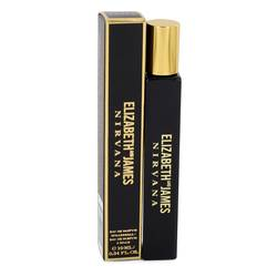 Nirvana Black Mini by Elizabeth and James, .34 oz Mini EDP Rollerball Pen for Women