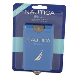 Image of Nautica Blue Cologne by Nautica, .67 oz Eau De Toilette Travel Spray for Men