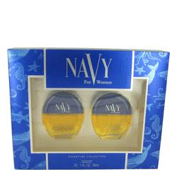Navy Gift Set by Dana Gift Set for Women Includes Two 1 oz Cologne Sprays