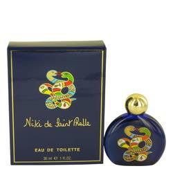 Niki De Saint Phalle Perfume by Niki de Saint Phalle, 30 ml Eau De Toilette Spray for Women