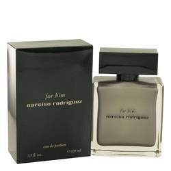 Narciso Rodriguez Cologne by Narciso Rodriguez, 100 ml Eau De Parfum Spray for Men