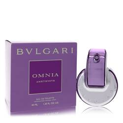 Omnia Amethyste Perfume by Bvlgari, 1.3 oz EDT Spray for Women