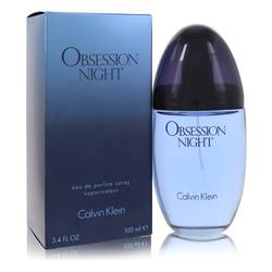 Obsession Night Perfume by Calvin Klein, 100 ml Eau De Parfum Spray for Women from FragranceX.com