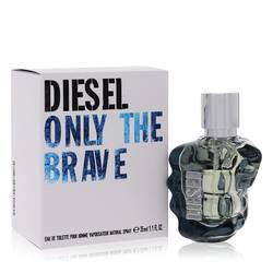 Only The Brave Cologne by Diesel, 33 ml Eau De Toilette Spray for Men