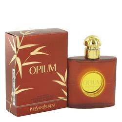Opium Perfume by Yves Saint Laurent, 50 ml Eau De Toilette Spray (New Packaging) for Women from FragranceX.com