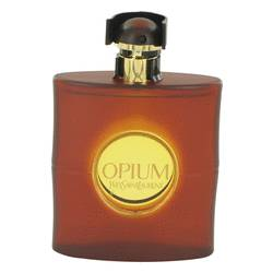 Opium Perfume by Yves Saint Laurent, 90 ml Eau De Toilette Spray (Tester) for Women