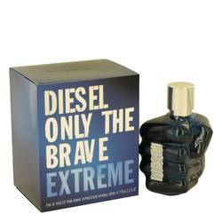 Only The Brave Extreme Cologne by Diesel, 75 ml Eau De Toilette Spray for Men