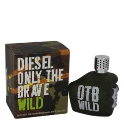 Only The Brave Wild Cologne by Diesel, 75 ml Eau De Toilette Spray (Tester) for Men