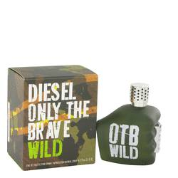 Only The Brave Wild Cologne by Diesel, 75 ml Eau De Toilette Spray for Men