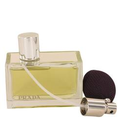 Prada Amber Perfume by Prada, 80 ml Eau De Parfum Spray Refillable (Tester) for Women