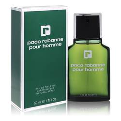 Paco Rabanne Cologne by Paco Rabanne, 50 ml Eau De Toilette Spray for Men from FragranceX.com