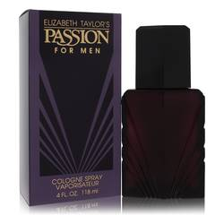 Passion Cologne by Elizabeth Taylor, 120 ml Cologne Spray for Men