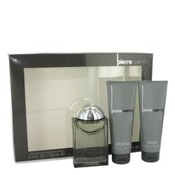 Pierre Cardin Legend Gift Set by Pierre Cardin Gift Set for Men Includes 3.4 oz Cologne Spray + 4.2 oz After Shave Balm + 4.2 oz Shower Gel