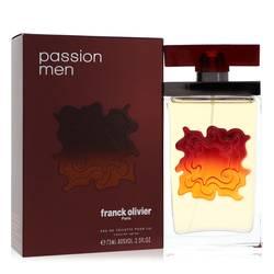 Passion Franck Olivier Cologne by Franck Olivier, 2.5 oz Eau De Toilette Spray for Men